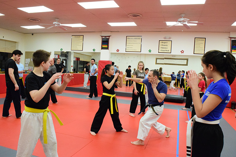 Shotokan Karate Teen and Adult Class 3